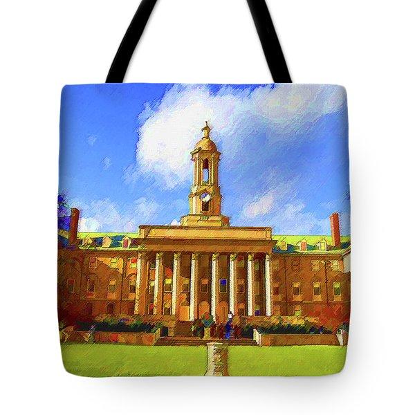 Penn State University Tote Bag