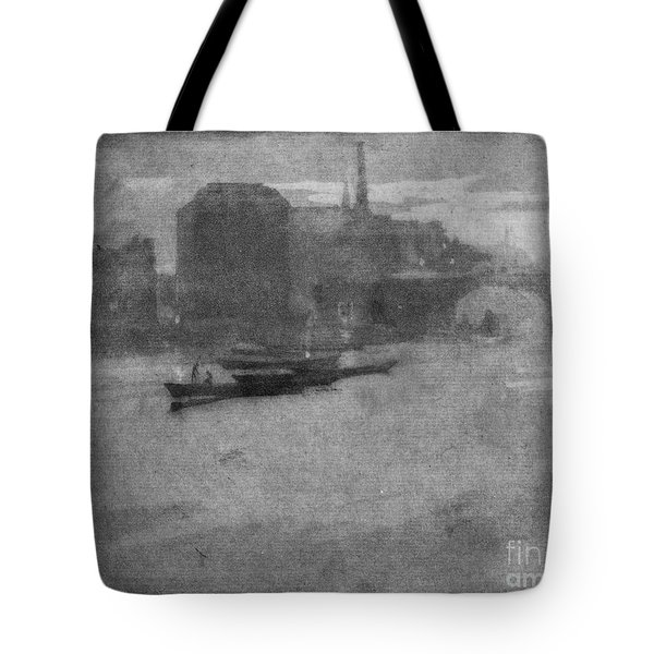 Pennell Thames, 1903 Tote Bag by Granger