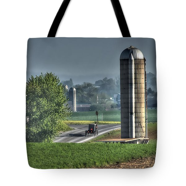 Pennsylvania - Amish Country  Tote Bag