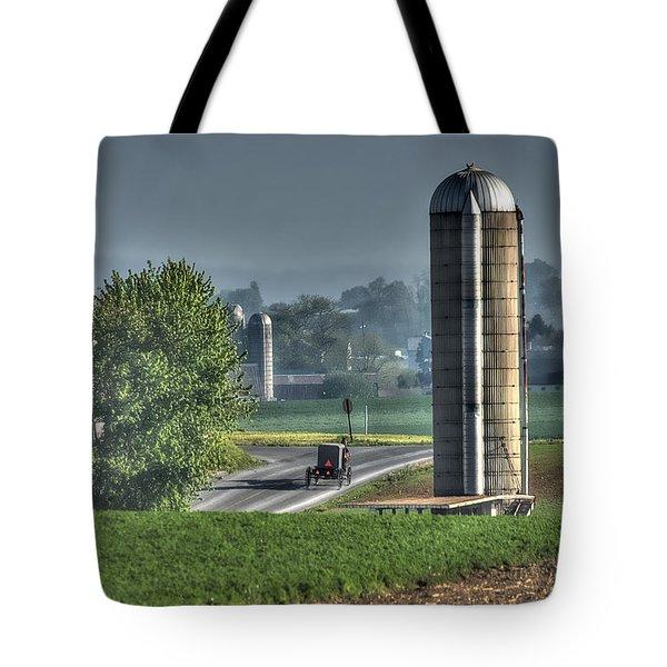 Pennsylvania - Amish Country  Tote Bag