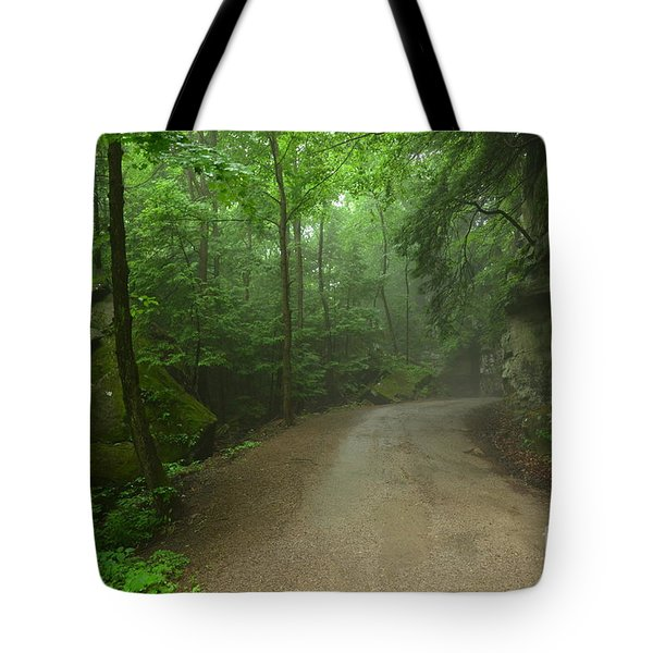 Pennsylvania Mountain Scene - 2 Tote Bag