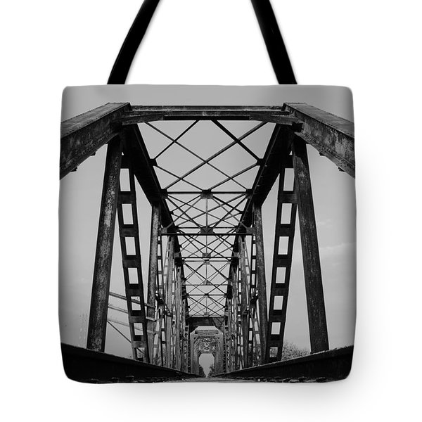 Pennsylvania Steel Co. Railroad Bridge Tote Bag