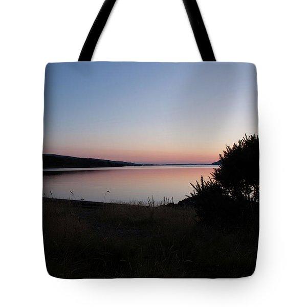 Pennyghael Sunset Tote Bag