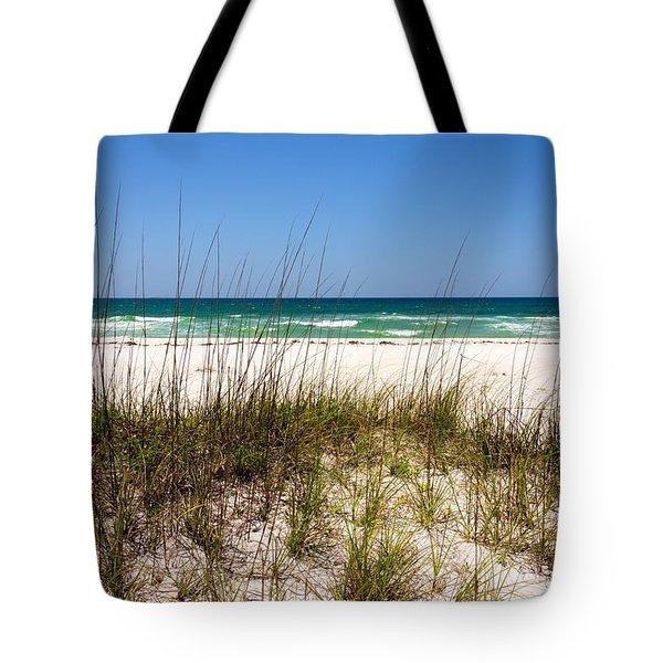 Pensacola Beach 1 - Pensacola Florida Tote Bag by Brian Harig