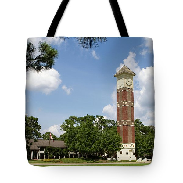 Pensacola State College Tote Bag