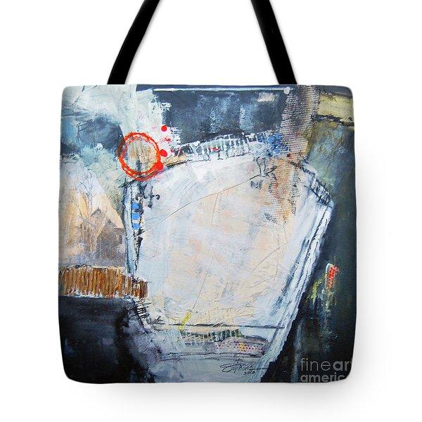 Pentagraphic Tote Bag