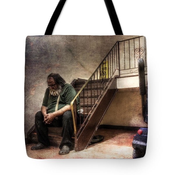 Penury - A Work In Progress Tote Bag