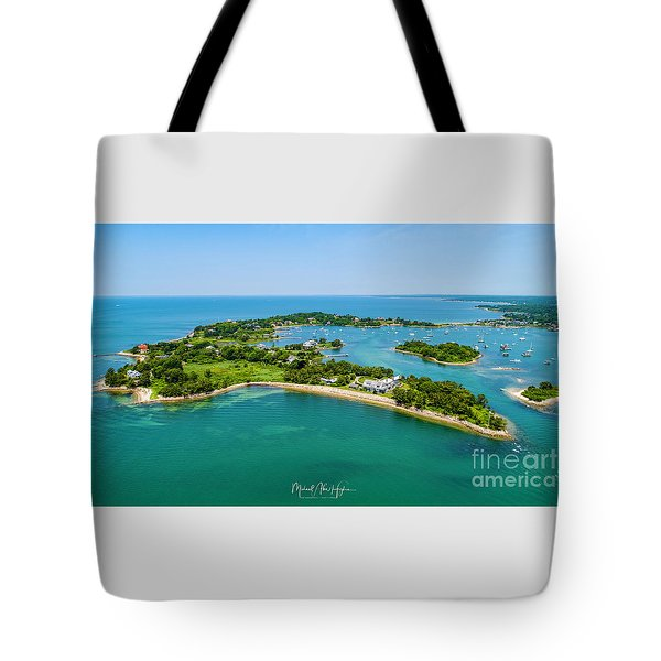 Penzance Point Tote Bag