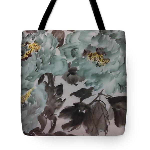 Peoney20161229_5 Tote Bag