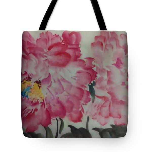 Peoney20161230_624 Tote Bag