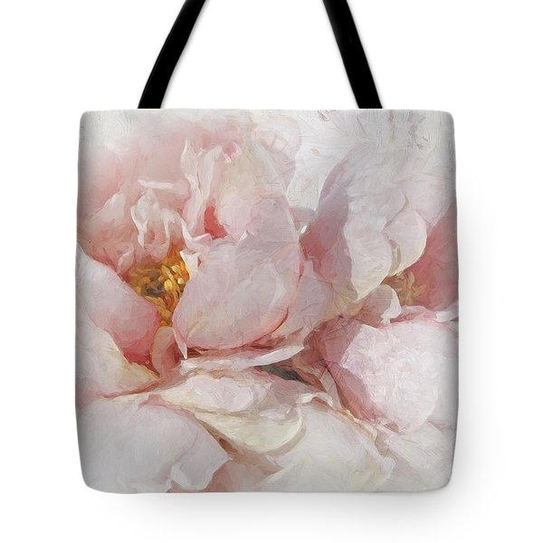Peony Perfection Tote Bag