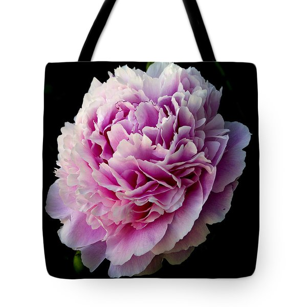 Tote Bag featuring the photograph Peony by Rhonda McDougall