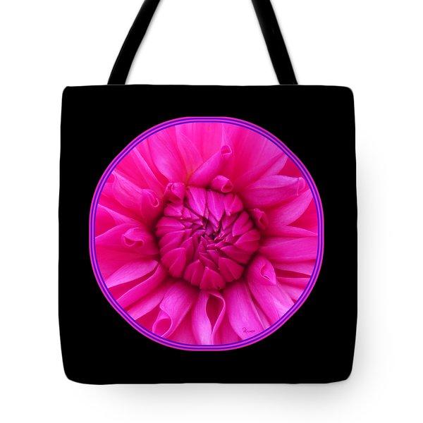 Peony Rose Tote Bag