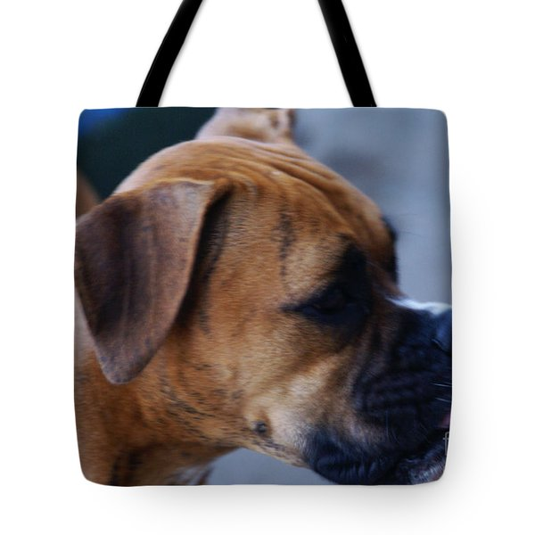 People Watching Tote Bag by Linda Shafer