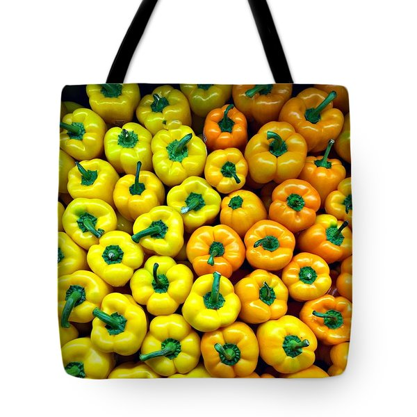 Pepper A Plenty Tote Bag
