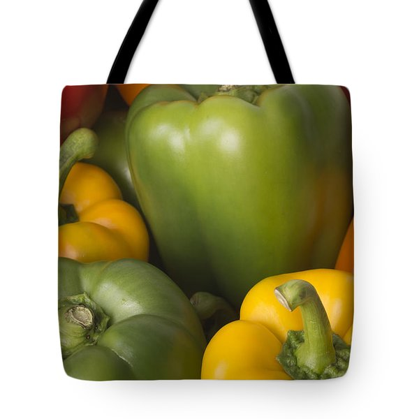 Peppered Delight Tote Bag