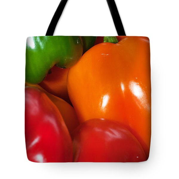 Peppered Tote Bag