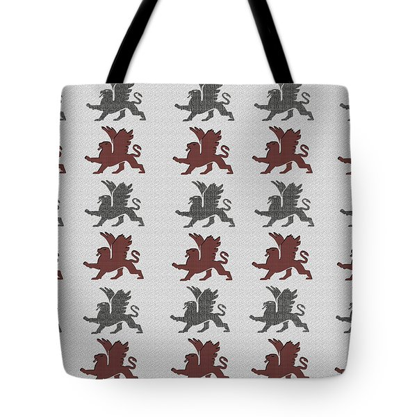 Pepperell Griffin Tote Bag