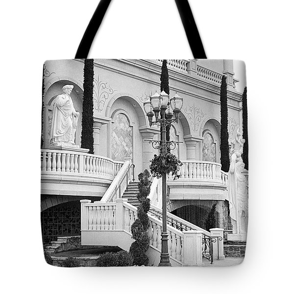 Peppermill Casino Garden Tote Bag
