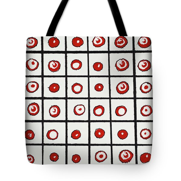 Peppermint And Licorice Tote Bag