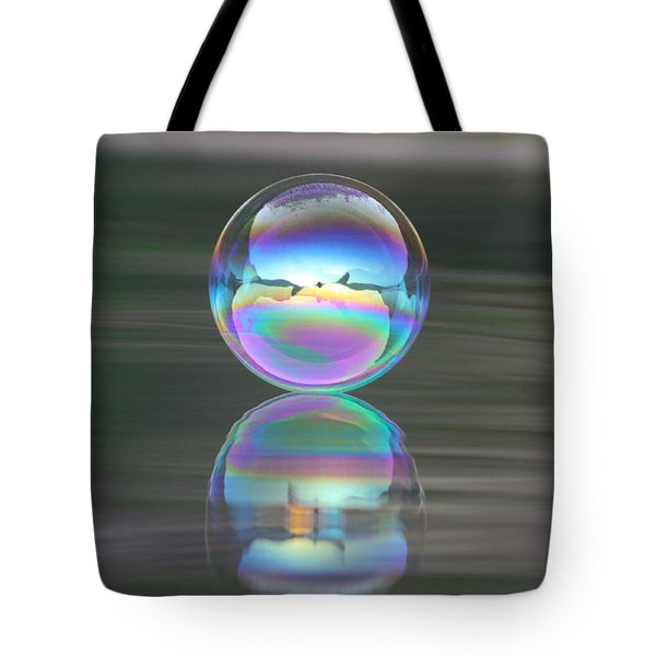 Perception Tote Bag by Cathie Douglas