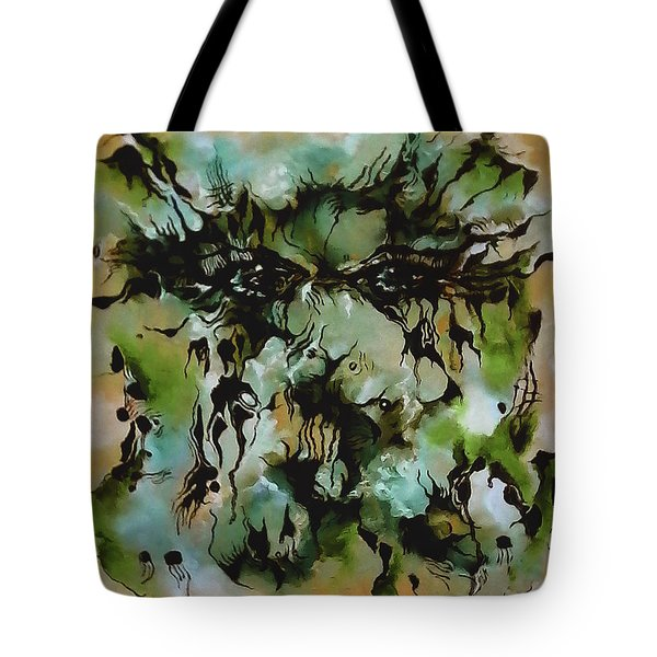 Perceptive Expression Tote Bag