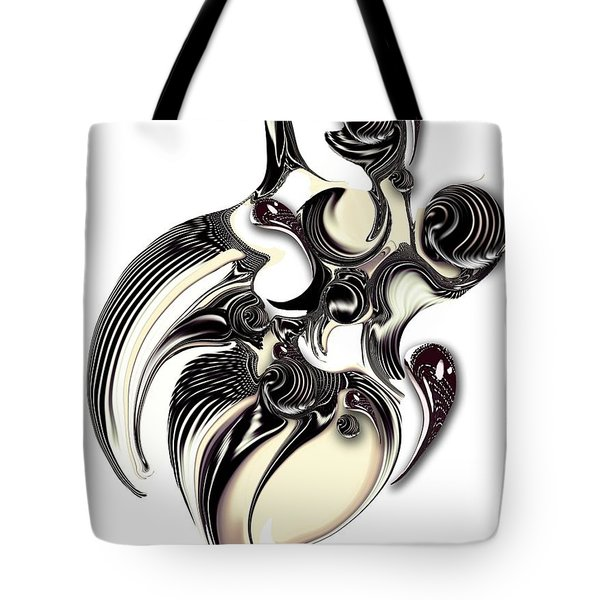 Perceptive Formation Tote Bag