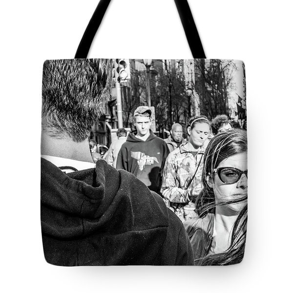 Percolate Tote Bag