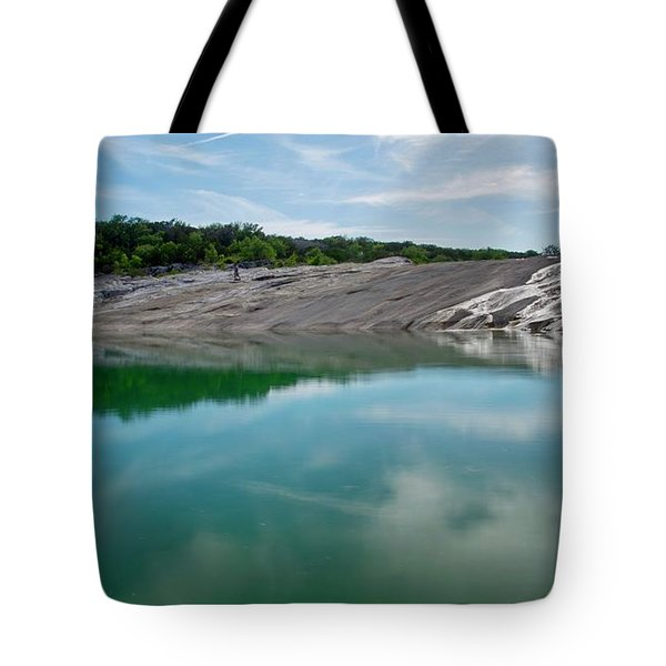 Perdernales Falls IIi Tote Bag