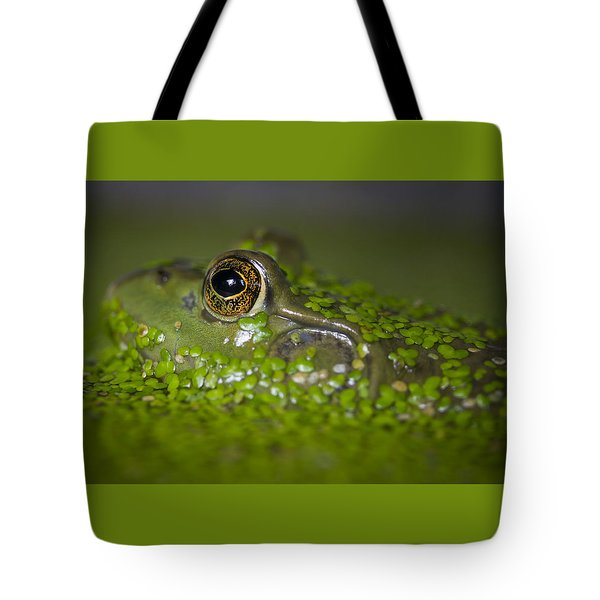 Perfect Camouflaging Tote Bag