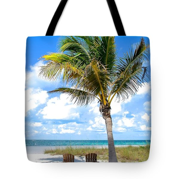 Perfect Escape Tote Bag by Margie Amberge