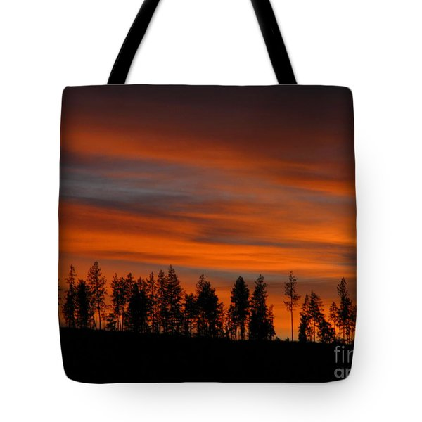 Perfect Evening Tote Bag