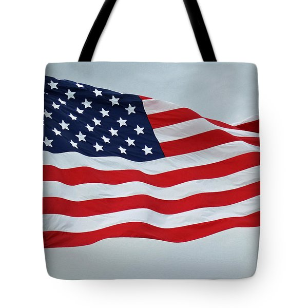 Perfect Flag Tote Bag