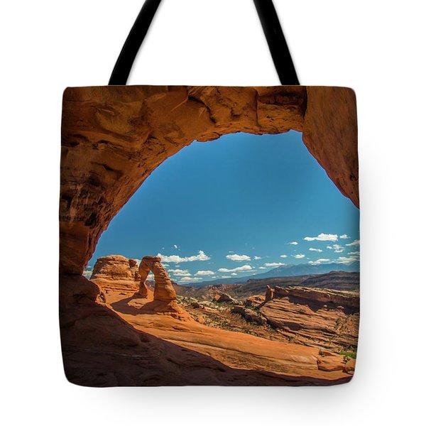 Perfect Frame Tote Bag