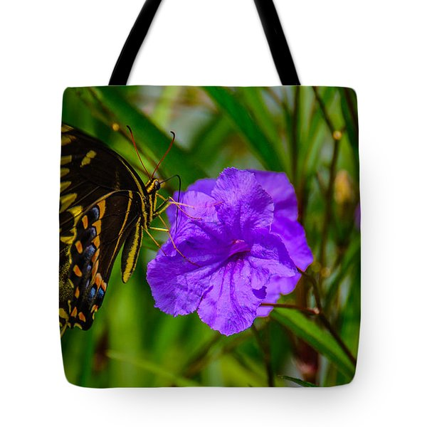 Perfect Harmony  Tote Bag by John Harding