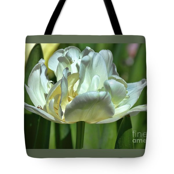 Perfect Love Tote Bag by Diana Mary Sharpton