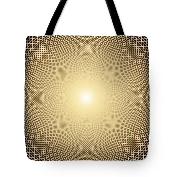 Perfect Oneness Tote Bag by Robby Donaghey