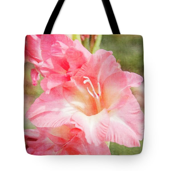Perfect Pink Canna Lily Tote Bag by Toni Hopper