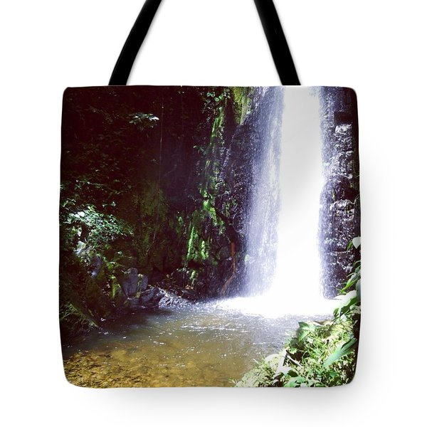 Perfect Swimming Spot After A Hike Tote Bag