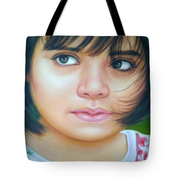 Perfect To Paint Tote Bag