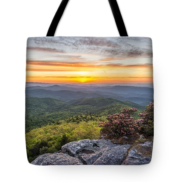 Perfection Tote Bag by Anthony Heflin