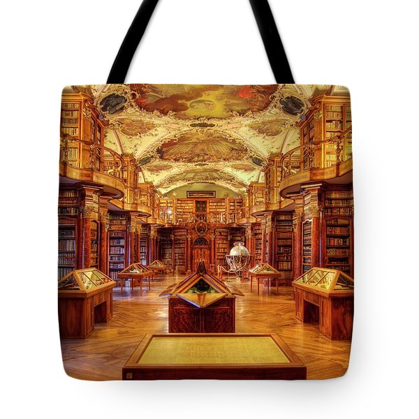Tote Bag featuring the photograph Perfection Rococo Style by Peter Thoeny