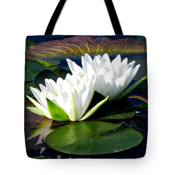 Perfection Together Tote Bag by Angela Davies