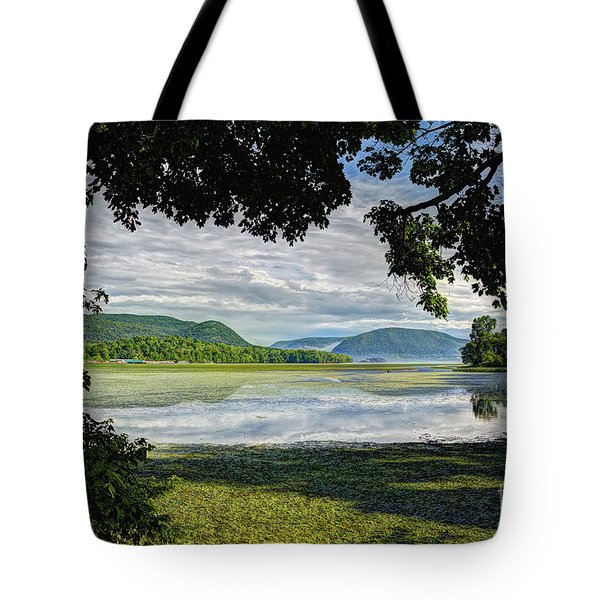 Perfectly Framed Tote Bag