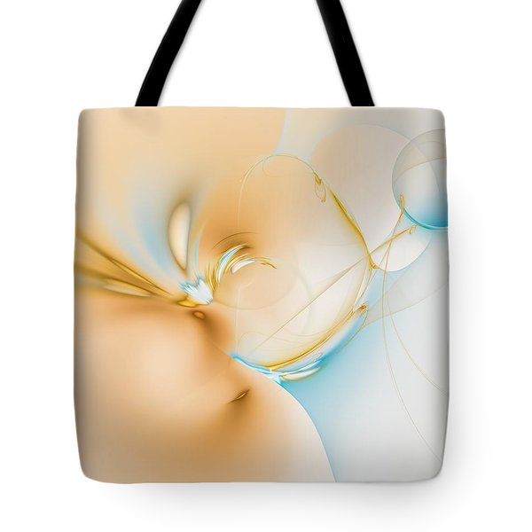 Perfume Compositions Tote Bag
