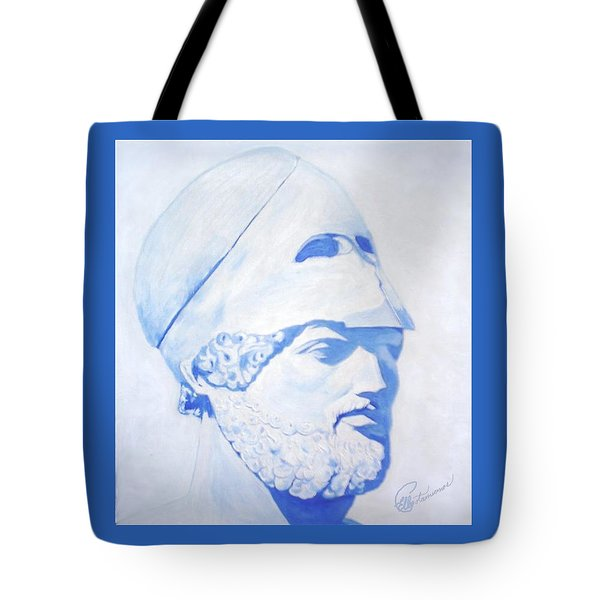 Pericles Tote Bag