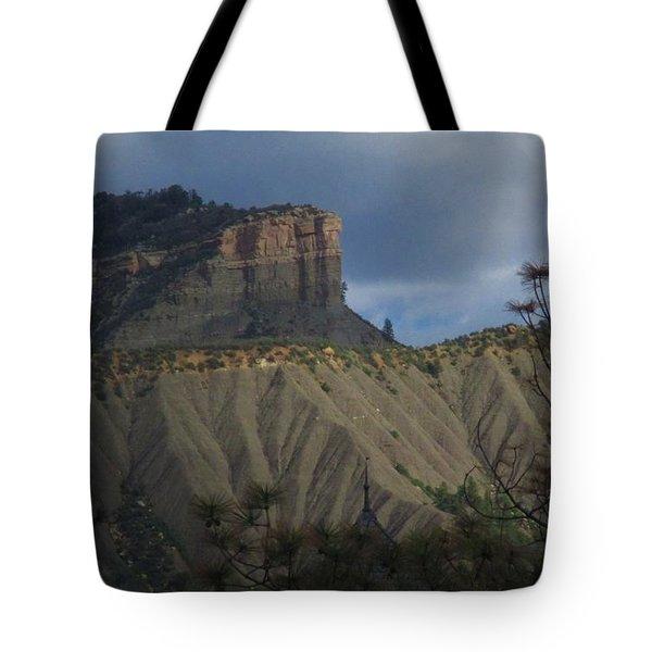 Perin's Peak Durango Tote Bag