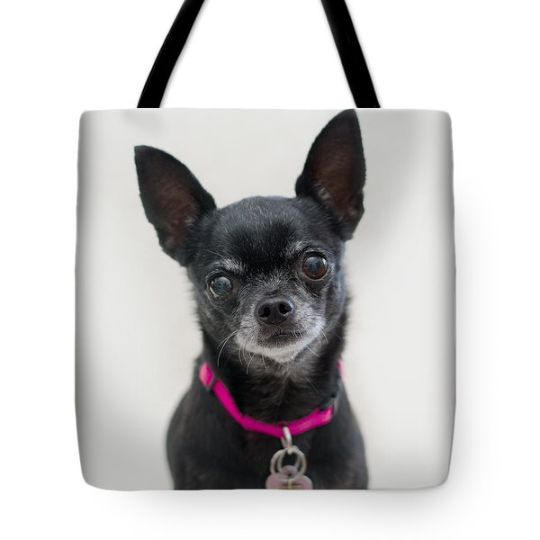 Perlita 2 Square Tote Bag