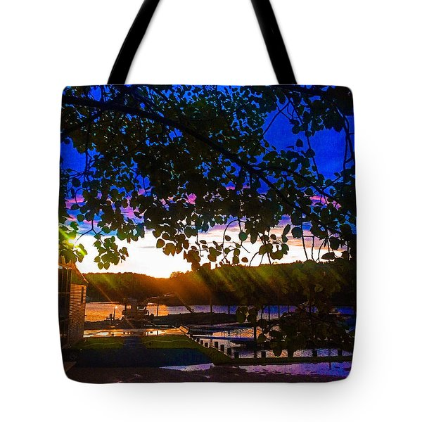 Permanently Closed 717 Tote Bag