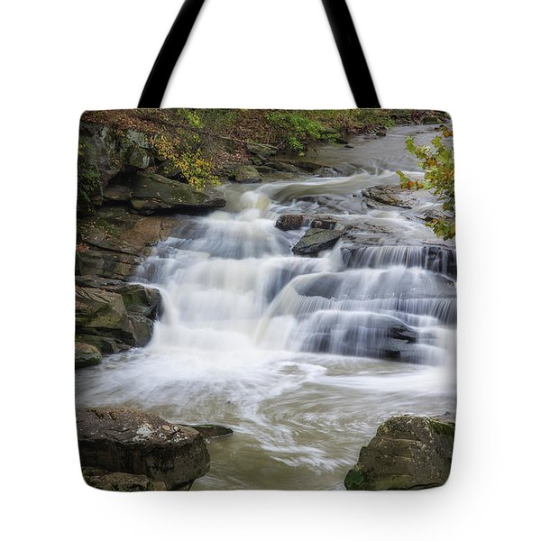 Tote Bag featuring the photograph Perpetual Flow by Dale Kincaid